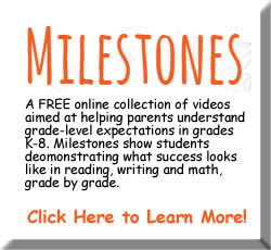 milestones for parents